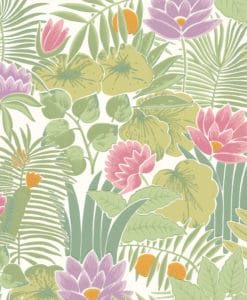 Little Greene Reverie Jardin Wallpaper