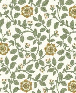 Little Greene Richmond Green Guinevere Wallpaper