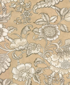 Little Greene Sackville Street Chandalier Wallpaper
