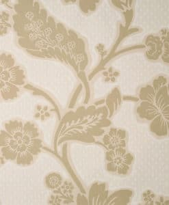 Little Greene Soho Square Stone Wallpaper
