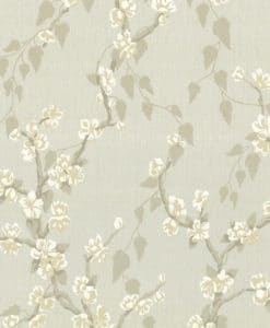 Little Greene Sakura Fawn Wallpaper