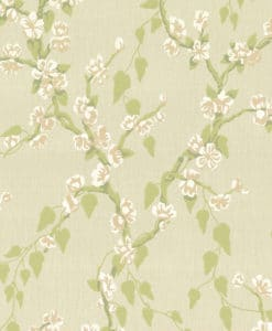 Little Greene Sakura Pomme Wallpaper