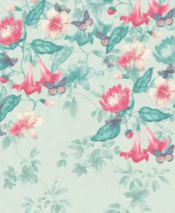 Little Greene Asterid Island Wallpaper