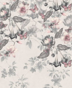 Little Greene Asterid Nightshade Wallpaper