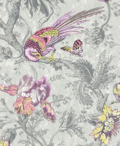 Little Greene Crowe Hall Lane Charme Wallpaper