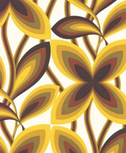 Little Greene Starflower Original Wallpaper