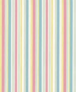 Little Greene Tailor Stripe Pastel Wallpaper