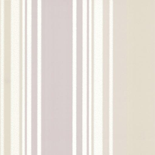 Little Greene Tented Stripe Dawn Wallpaper