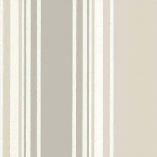 Little Greene Tented Stripe Scandinavian Wallpaper
