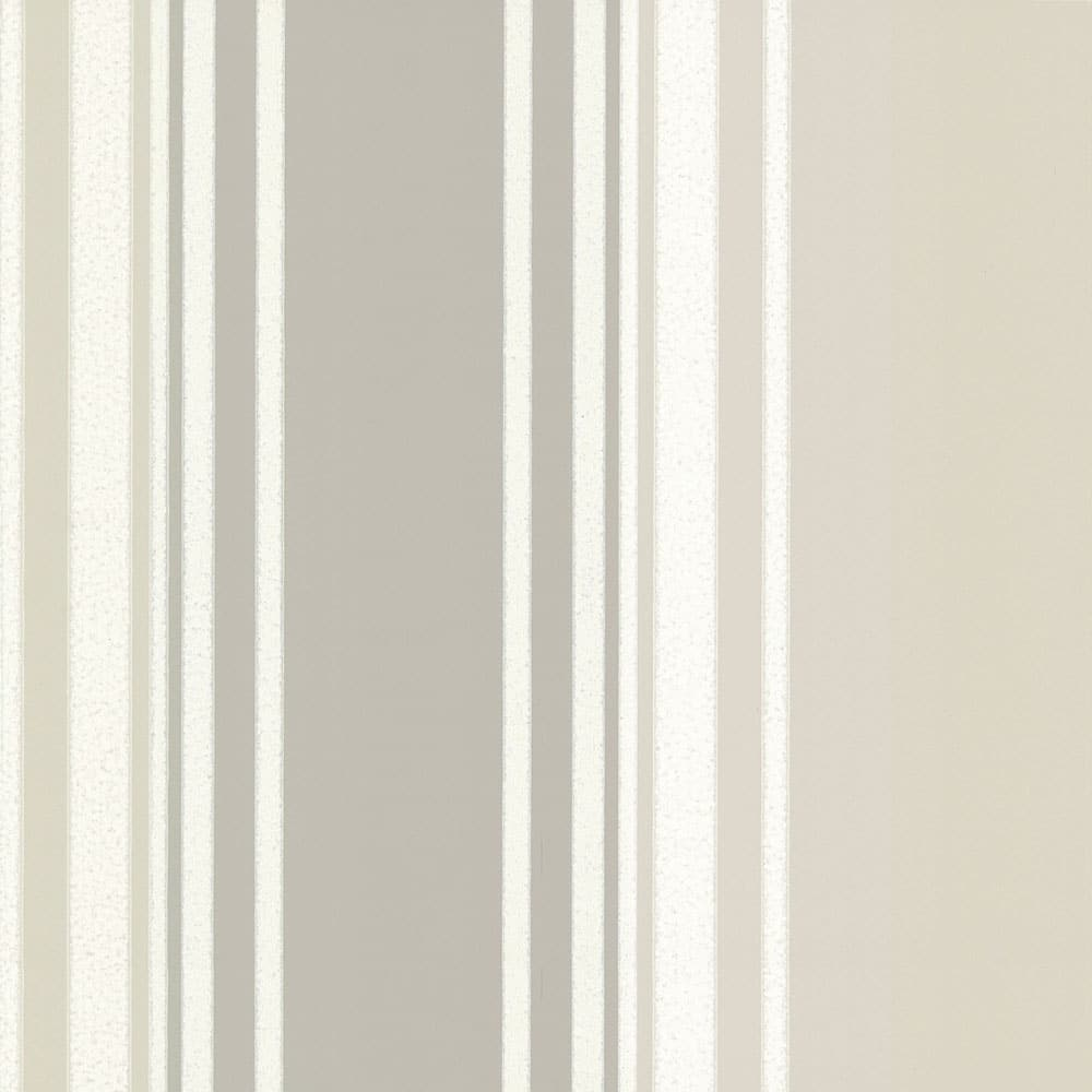Little Greene Tented Stripe Scandinavian Wallpaper