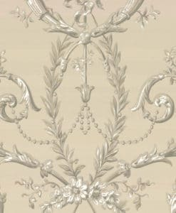 Little Greene Versailles Guilded Wallpaper