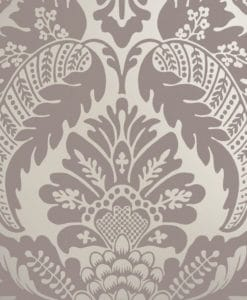 Little Greene Wilton Amethyst Wallpaper