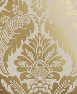 Little Greene Wilton Halo Wallpaper