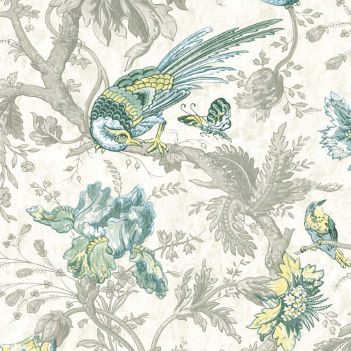 Little Greene Crowe Hall Lane Paradise Wallpaper