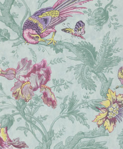 Little Greene Crowe Hall Lane Punch Wallpaper
