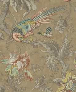 Little Greene Crowe Hall Lane Reade Wallpaper