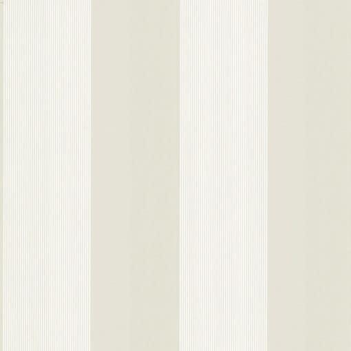 Little Greene Elephant Stripe Sharp Stone Wallpaper