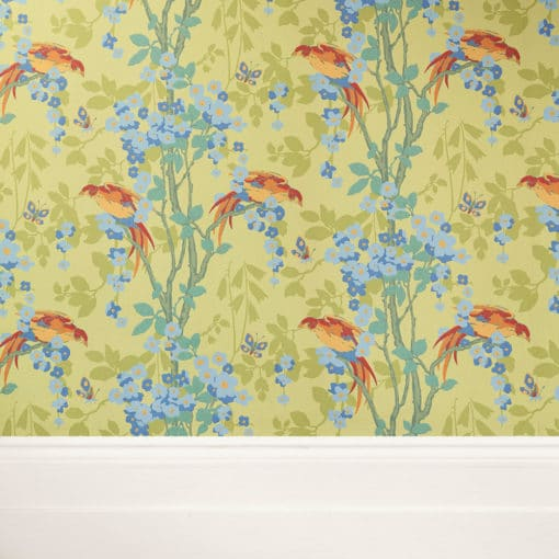 Little Greene Loriini Jasper Wallpaper