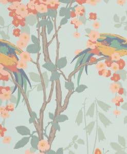 Little Greene Loriini Jolie Wallpaper