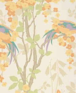 Little Greene Loriini Nouveau Wallpaper