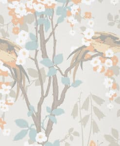 Little Greene Loriini Tuscany Wallpaper