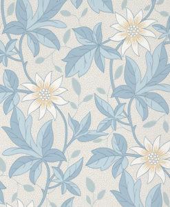 Little Greene Monroe Dawn Flower Wallpaper