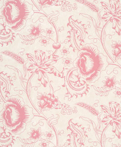 Little Greene Woodblock Mono Dresser Wallpaper
