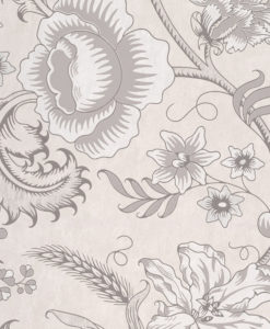 Little Greene Woodblock Trail Abbot Wallpaper