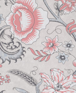 Little Greene Woodblock Trail Union Wallpaper