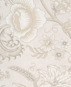 Little Greene Woodblock Trail Wash Wallpaper
