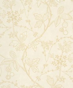 Little Greene Wrest Trail Sand Wallpaper