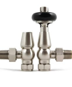 Satin Nickel Thermostatic Windsor Valves (TRV)