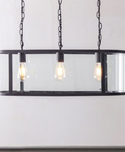 Cadogan 3 Pendant Light (Steel & Polycarbonate)