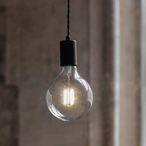 Soho Pendant Light (Steel)