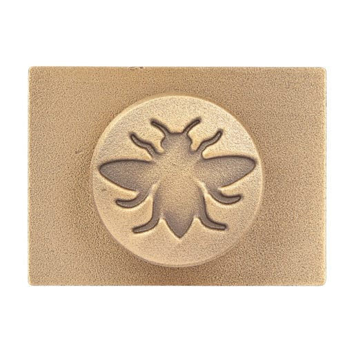 Castrads Whitworth Wall Stay (Natural Brass)
