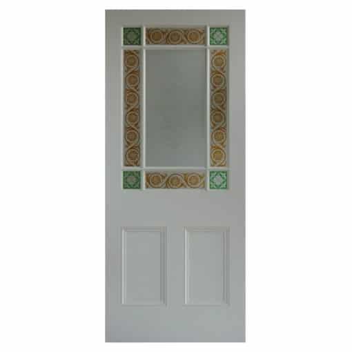 BD32 - Hardwood 11 Panel Door (Victorian/Edwardian)