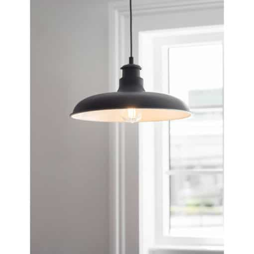 Toulon Pendant Light In Carbon (Steel)