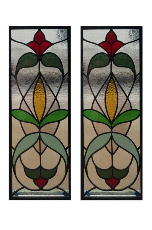 Stained Glass Panel SG162